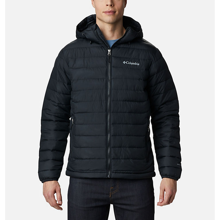 b8e1698d08ab Men s Powder Lite Hooded Water-Resistant Jacket