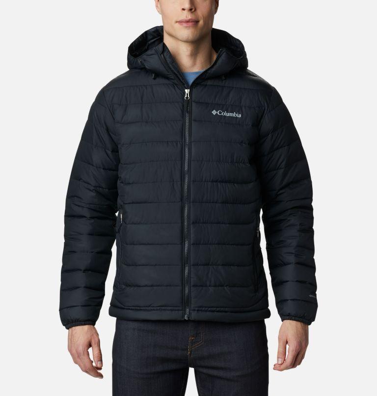 Veste à capuche isolée Powder Lite™ Homme Veste à capuche isolée Powder Lite™ Homme, front