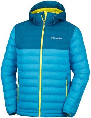 Men's Powder Lite™ Hooded Jacket by Columbia Sportswear