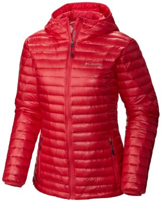 Columbia women's go to hooded down jacket