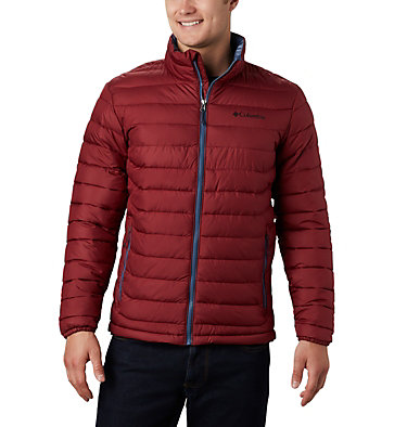 Men's Powder Lite™ Insulated Jacket - Big , front
