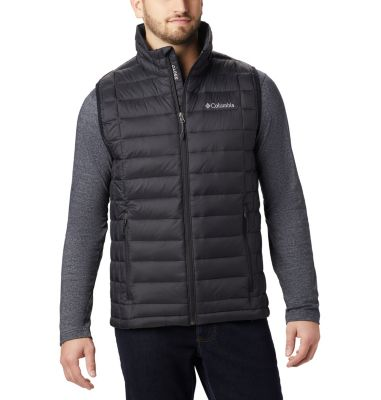 Men's Voodoo Falls 590 TurboDown™ Vest at Columbia Sportswear in Oshkosh, WI | Tuggl