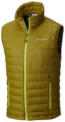 Men's Voodoo Falls 590 TurboDown™ Vest - Big at Columbia Sportswear in Oshkosh, WI | Tuggl