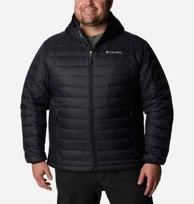 Men's Voodoo Falls 590 TurboDown™ Hooded Jacket - Big at Columbia Sportswear in Economy, IN | Tuggl