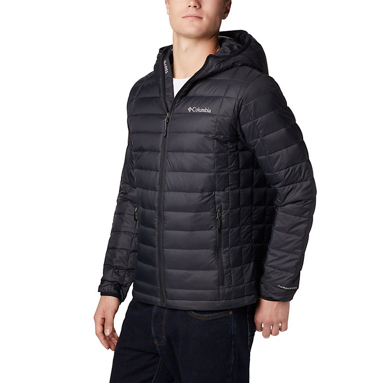 bc246e572 Men's Voodoo Falls 590 TurboDown Hooded Jacket – Tall | Columbia.com