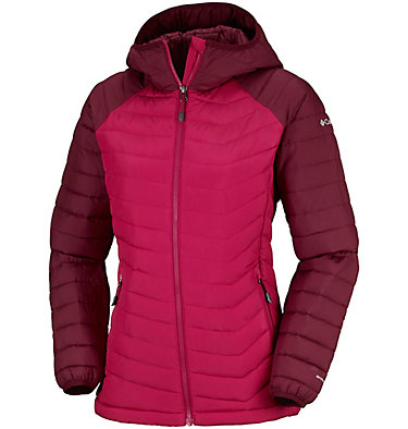 Women's Powder Lite™ Hooded Jacket , front