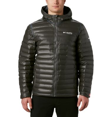 Men's OutDry™ Ex Gold Down Hooded Jacket at Columbia Sportswear in Oshkosh, WI | Tuggl