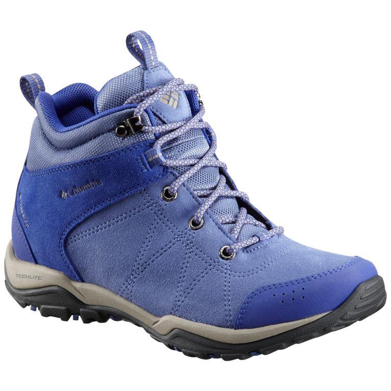 Womens Fire Venture Hiking Trail Boot Columbia Sportswear