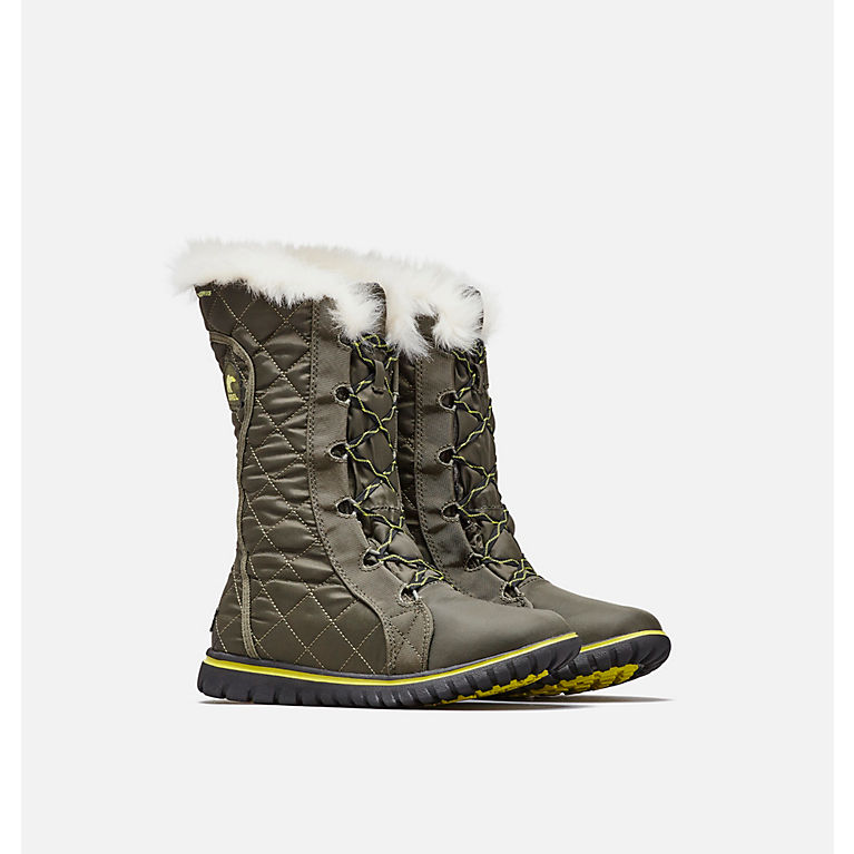 033ed12850d58 SOREL Women's Cozy Cate Fleece Lined Waterproof Insulated Boot   SOREL
