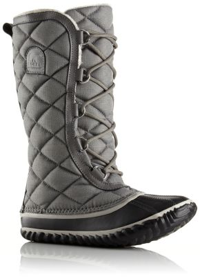 Sorel Boot Liners >> Women's Out N About Tall Waterproof Microfleece Lining Boot | SOREL