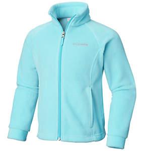 Girls' Three Lakes™ Full Zip Fleece