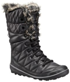 Women's Heavenly™ Omni-Heat™ Leather After Dark Lace Up Boot