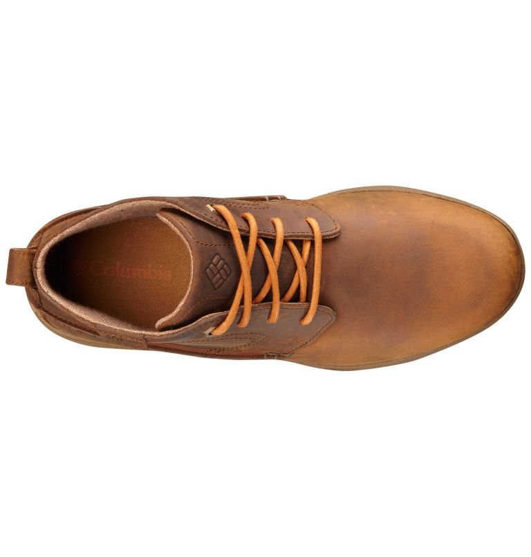 Men's Davenport™ Chukka Lace Up Leather Boot Men's Davenport™ Chukka Lace Up Leather Boot, back