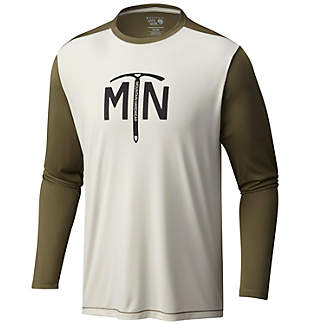 Men's Wicked™ Logo Long Sleeve T