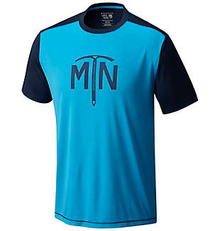 Men's Wicked™ Logo Short Sleeve T