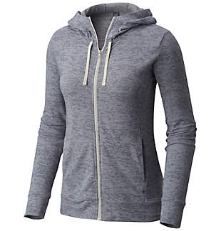 Women's Burned Out™ Full Zip Hoody