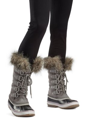 Free Shipping Supply Sorel Joan Of Arctic Waterproof Boots Knock Off qQVVAz