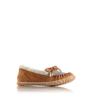 Damen Out N About™ Filz Slipper