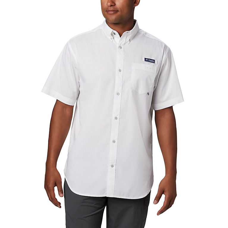 e2b83be87c9 Men's PFG Harborside Woven Short Sleeve Shirt | Columbia.com