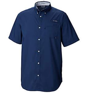 Men's PFG Harborside™ Woven Short Sleeve Shirt