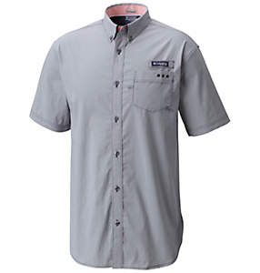 Men's Harborside™ Woven Short Sleeve Shirt