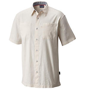 Mens PFG Harborside Linen Camp Shirt