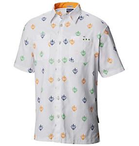 Men's PFG Harborside™ Linen Camp Shirt
