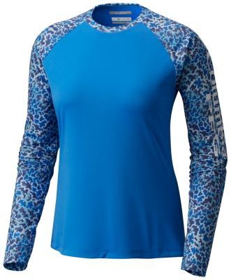 Women's PFG Super Tidal Tee™ Long Sleeve at Columbia Sportswear in Economy, IN | Tuggl