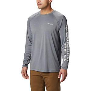Terminal Tackle™ Heather LS Shirt