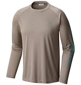 Men's Terminal Tackle™ Heather Long Sleeve Shirt - Big