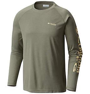 Men's Terminal Tackle™ Heather Long Sleeve Shirt - Tall
