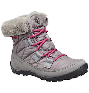Big Kids' Minx™ Shorty Omni-Heat™ Waterproof Boot