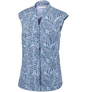 Women's Saturday Trail™ II Stretch Print Cap Sleeve Shirt