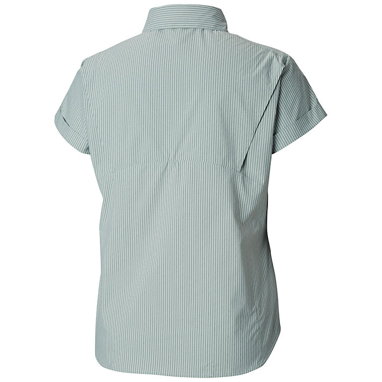 3433cb0ecfa Niagra Stripe Women s Pilsner Peak™ Novelty Short Sleeve Shirt