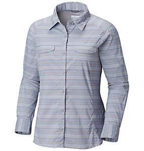 5d40d8ba Women's Silver Ridge™ Lite Plaid Long Sleeve Shirt – Plus Size