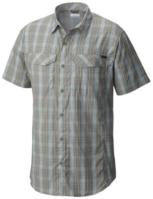 Men's Silver Ridge Lite Plaid™ Short Sleeve | Tuggl
