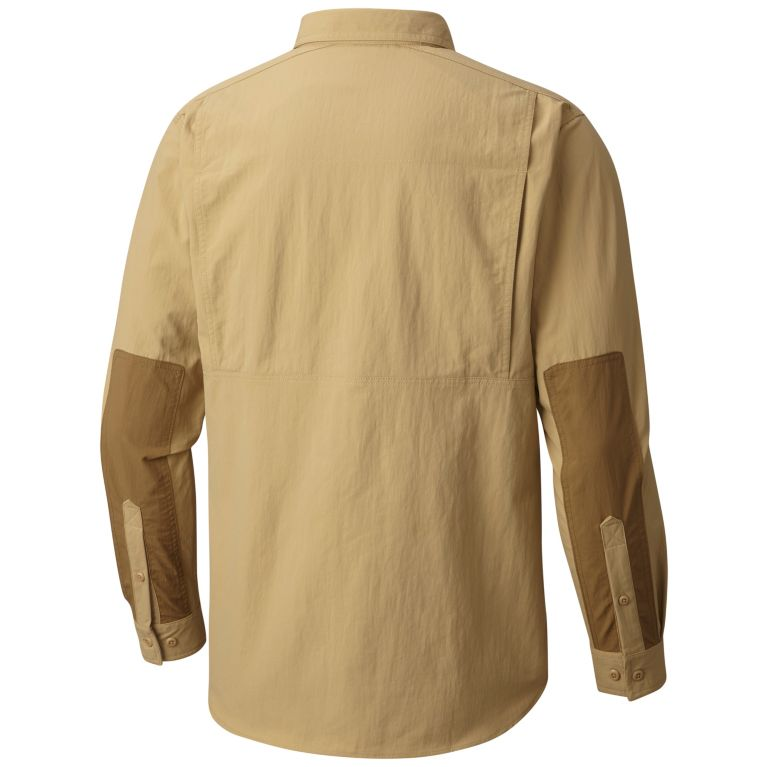 678d201984b Men's Twisted Divide Vented Long Sleeve Hiking Shirt | Columbia.com