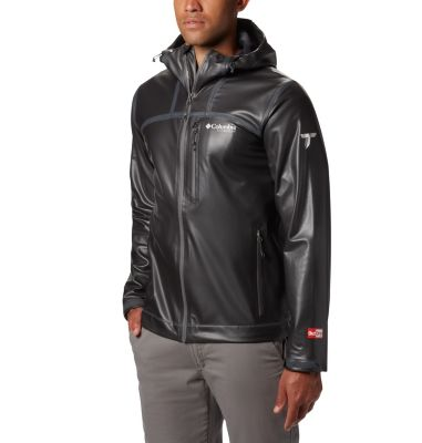 Men's OutDry™ Ex Stretch Hooded Shell | Tuggl