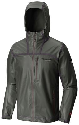 Columbia Outdry Ex Stretch Hooded Shell Jacket Men