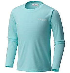 Kids' PFG Zero Rules™ Long Sleeve Shirt