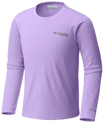 Kids' PFG Zero Rules™ Long Sleeve Shirt at Columbia Sportswear in Oshkosh, WI | Tuggl
