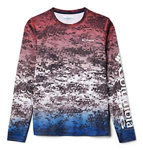 Kids' PFG Super Terminal Tackle™ Long Sleeve Shirt