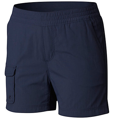 Girls' Silver Ridge™ Pull-On Short , front