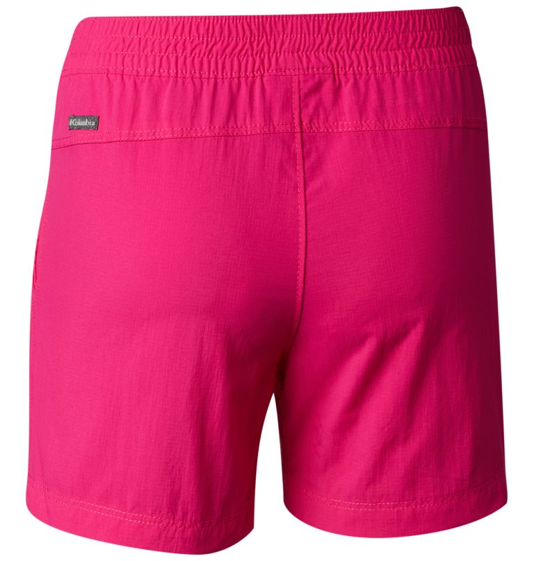 Girls' Silver Ridge™ Pull-On Short Girls' Silver Ridge™ Pull-On Short, back