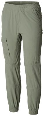 Girls' Silver Ridge™ Pull-On Banded Pant | Tuggl