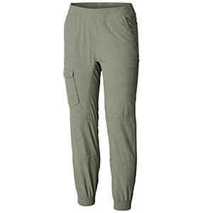 Girls' Silver Ridge™ Pull-On Banded Trousers