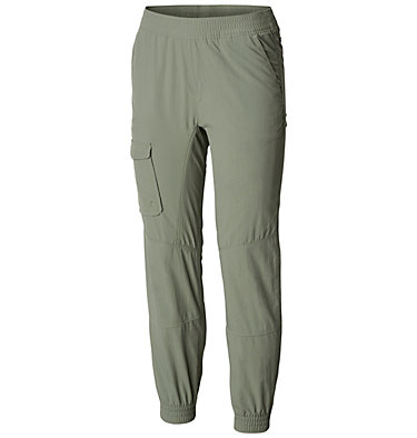 Girls' Silver Ridge™ Pull-On Banded Trousers , front