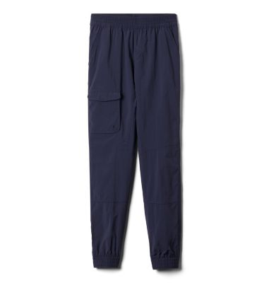 Girl's Silver Ridge™ Pull-On Banded Pant at Columbia Sportswear in Oshkosh, WI | Tuggl