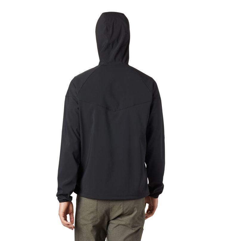Men's Heather Canyon™ Softshell Jacket Men's Heather Canyon™ Softshell Jacket, back