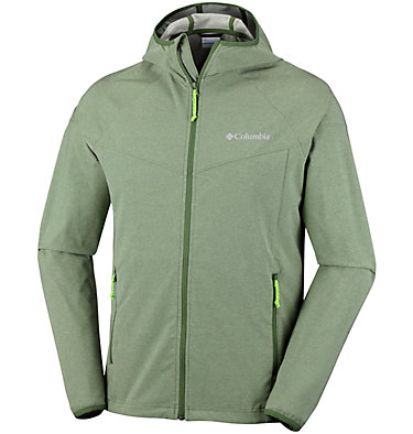 Chaqueta softshell Heather Canyon™ para hombre , front